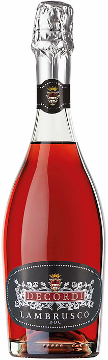 Decordi Rosato, Lambrusco dell'Emilia IGT